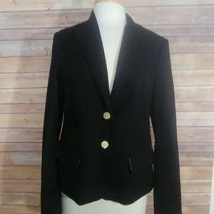 Cartonnier Black Blazer with shoulder pads med